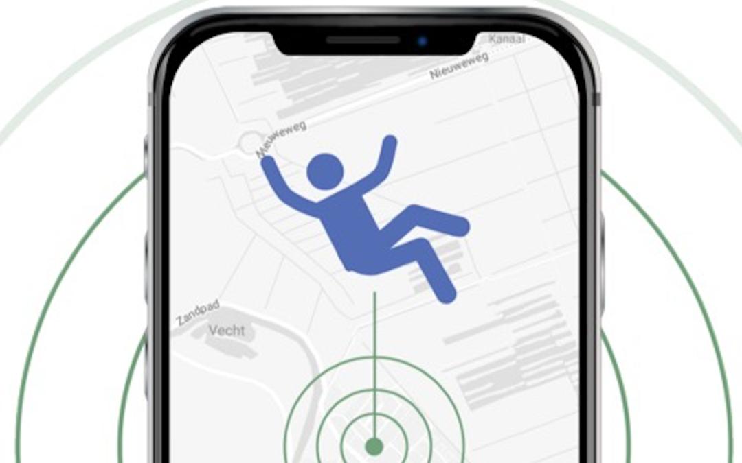 Snel hulp voor vallende ouderen dankzij GPS in heupairbag van Wolk