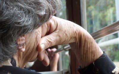Gebroken heup dementie