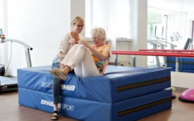 Valpreventie ouderen fysiotherapie