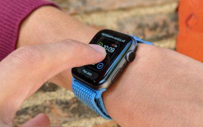 Valdetectie Apple Watch