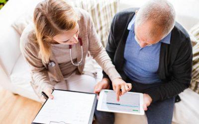 E-health ouderenzorg