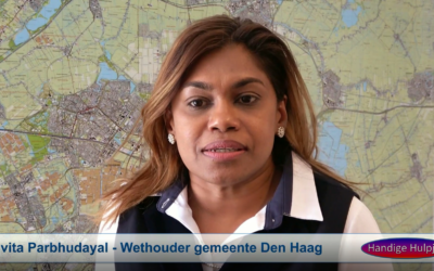 Wolk in  Haagse Seniorenjournaal